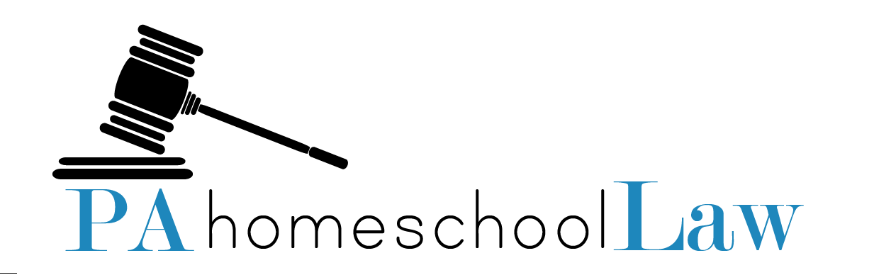 PA Homeschool Law