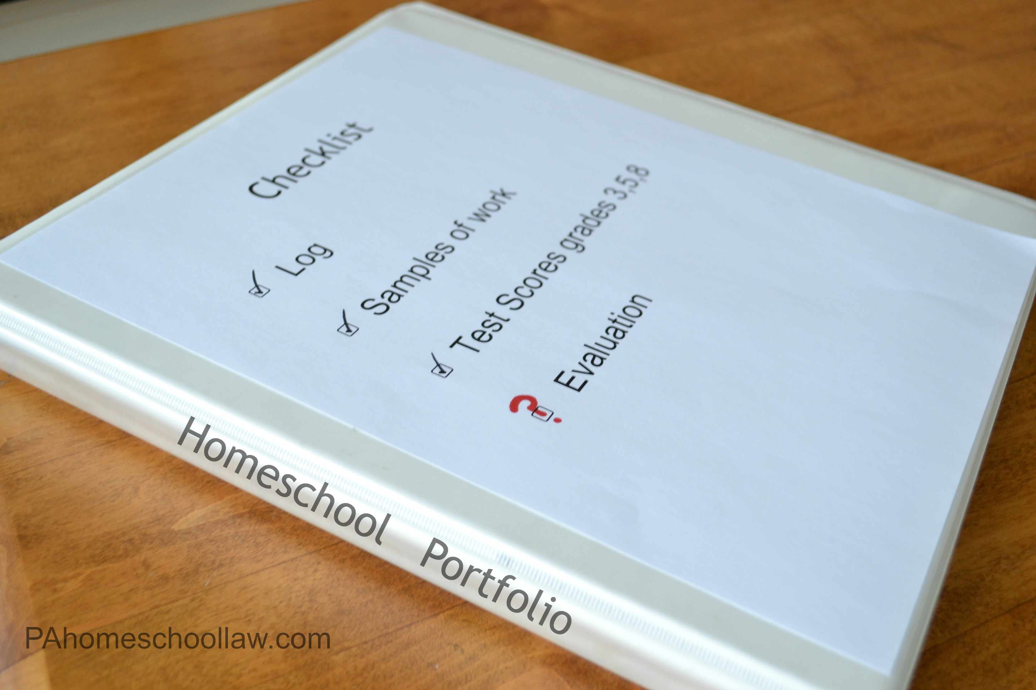How To Choose An Evaluator Pa Homeschool Law