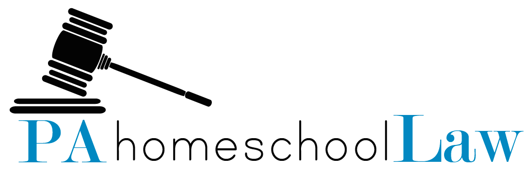 PA Homeschool Law Logo