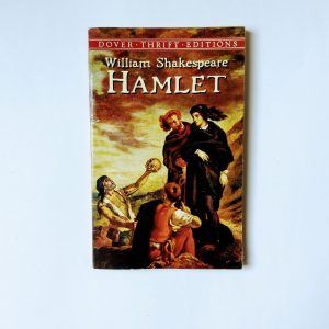Hamlet William Shakespeare Dover Thrift Editions