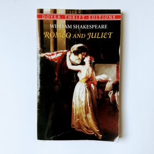 Romeo and Juliet Dover Thrift Editions William Shakespeare