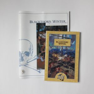 Blackthorn Winter Veritas Press Literature Guide and book