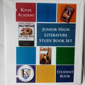 Kolbe Academy Junior High Literature Book Set Student Book