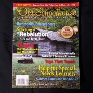 The Old Schoolhouse Magazine Summer 2006